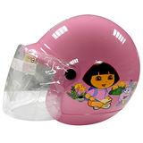兒童安全帽- Dora朵啦小雪帽-K856F