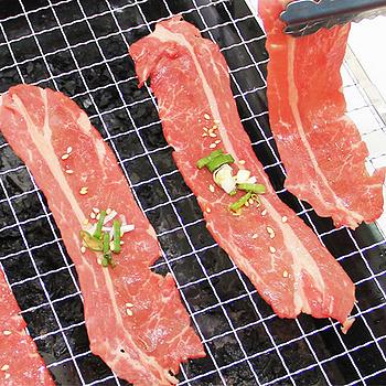 美國牛日式壽喜燒雪花肉片1盒(500g/盒)