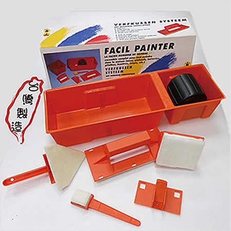 《派樂》台灣製造羊毛油漆刷具組1防水噴漆1塑鋼噴漆1(修繕驚爆3件組)
