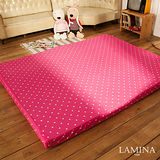LAMINA  莉絲色彩點點記憶床墊(10CM)-單人