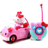 《Hello Kitty》Kitty-遙控小跑車