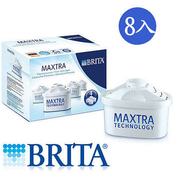 德國 BRITA 雙效MAXTRA濾芯4入裝*2