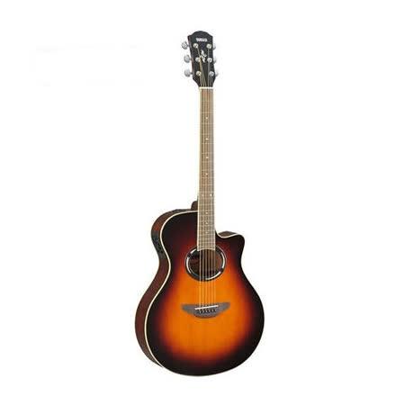 【YAMAHA】木吉他 民謠吉他 電木吉他(APX500II)