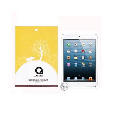 iPad mini 亮面 抗指紋 高透光保護貼【AF-HC】