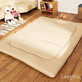 LAMINA  純棉和式記憶床墊(5CM)-單人加大