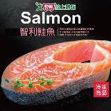 嫩切智利鮮鮭魚1包(720g±5%/包)
