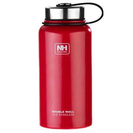 PUSH! 不銹鋼真空保溫瓶保溫杯水壺900ml