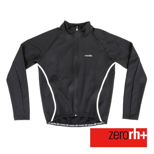 ZERORH  刷毛防風長袖自行車外套^(男^) ICU0062