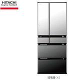 HITACHI日立 620公升日本原裝變頻六門冰箱(RSF7800D)送安裝+舊機回收