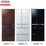 HITACHI日立 620公升日本原裝變頻六門冰箱(RSF6800D)送安裝+舊機回收
