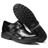 GOG高哥隱形增高鞋春秋系列93993包邊褡袢商務增高6.5cm(2013-12)