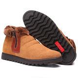 GOG高哥隱形增高鞋夏冬系列41351反絨雪地靴增高6.5cm(2013-12)