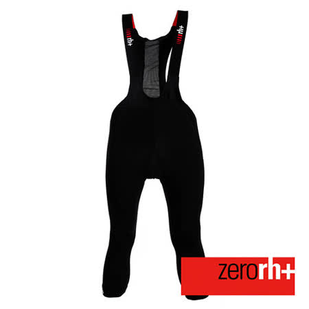 ZERORH+ 刷毛保暖吊帶七分自行車褲(男) ICU0151