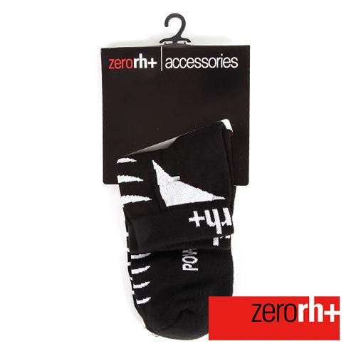 ZERORH 短筒保暖 排汗襪~黑 ICX9515