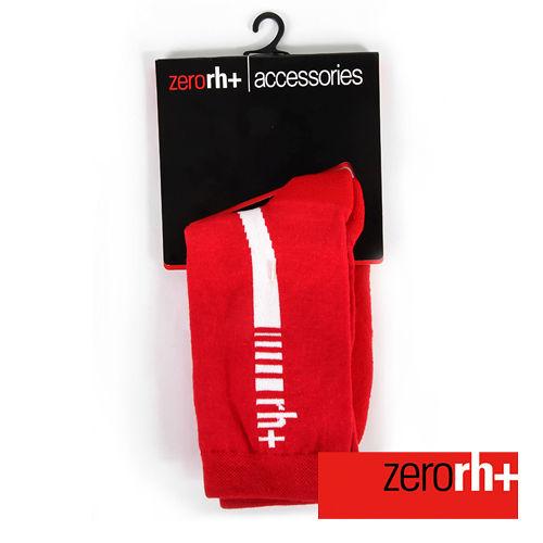 ZERORH+ 高筒保暖運動排汗襪-愛 買 打工紅色 ICX9531