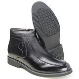 GOG高哥隱形增高鞋夏冬系列93923雞心荔紋拉鏈棉鞋增高6.5cm(2013-12)