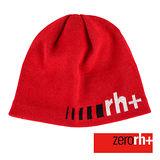 ZERORH+ 義大利製時尚休閒羊毛帽-紅色 INX9012