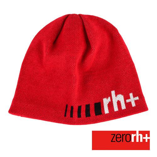 ZERORH 義大利製 休閒羊毛帽~紅色 INX9012