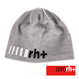 ZERORH+ 義大利製時尚休閒羊毛帽-灰色 INX9012