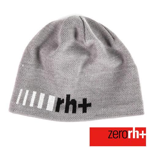 ZERORH 義大利製 休閒羊毛帽~灰色 INX9012