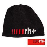 ZERORH+ 義大利製時尚休閒羊毛帽-黑色 INX9012