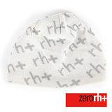 ZERORH+ 義大利製時尚休閒羊毛帽-白 INX9022