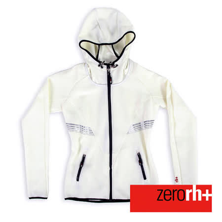ZERORH+ 義大利高透氣運動休閒外套(米白) IWD4120
