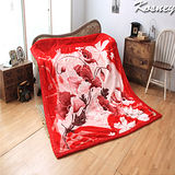 《KOSNEY 妙語藝術 》頂級日本新合纖雙層舒眠毛毯180*230cm