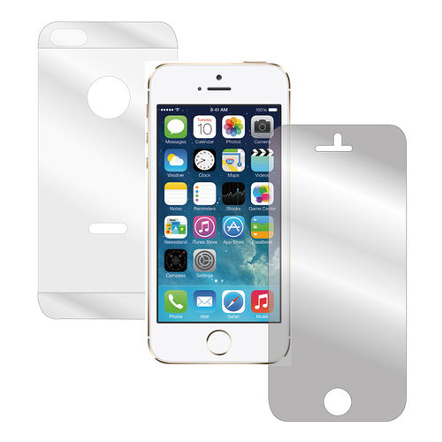 [ZIYA] iPhone 5s 抗刮螢幕機身保護貼