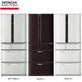 HITACHI日立 620公升日本原裝變頻六門冰箱(RSF62DMJ)送安裝