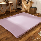 LAMINA 莉絲繽紛色彩記憶床墊(紫)8CM-雙人