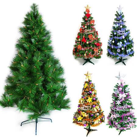 台灣製12尺/ 12呎(360cm)特級松針葉聖誕樹 (+飾品組)(不含燈)