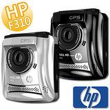 HP惠普 F310 行車記錄器【贈16G記憶卡】