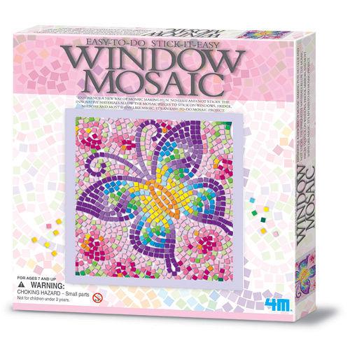 ~4M~WINDOW MOSAIC 馬賽克拼圖 ^(蝴蝶^)