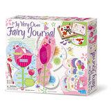 【4M】My Very Own Fairy Journal 花精靈收藏日誌