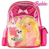 芭比Barbie 魔力甜心護脊書包C-紅