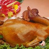 【大嬸婆】掛爐甘蔗黃金雞四件組(1800g)