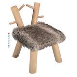麋鹿造型小椅凳