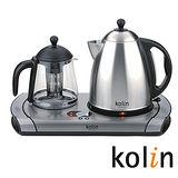 歌林Kolin-不鏽鋼泡茶機(PK-R101T)