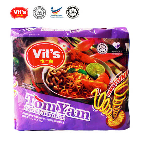唯一 泰式酸辣湯麵 2袋組