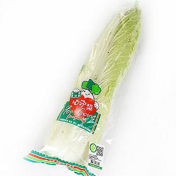 產銷履歷天津白菜1粒(700g±5%/粒)