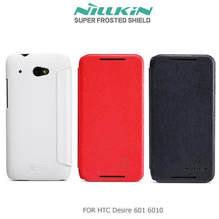 NILLKIN HTC Desire 601 6010 新皮士V系列超薄皮套