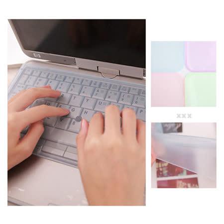果凍筆電鍵盤保護膜(12吋)