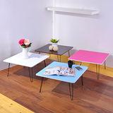 防潑水可折腳和室桌/摺疊桌/茶几桌(4色)