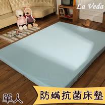 La Veda 莉絲防螨抗菌記憶床墊(10CM)-單人