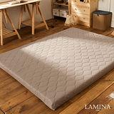 LAMINA  發熱保暖鋪棉記憶床墊(10CM)-單人
