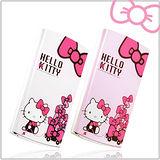 Hello Kitty 時尚纖薄 6000mAh行動電源 - 贈Kitty限量攜行包 (KT-PB6000)