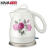 KORLEA可利亞【美艷薔薇】陶瓷養生電水壺KR-202