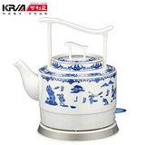 KORLEA可利亞【古典茶道】陶瓷養生電水壺KR-203