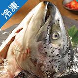 挪威現流鮭魚頭1顆
